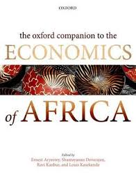 Book Economics of Africa