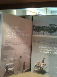 Climate change books