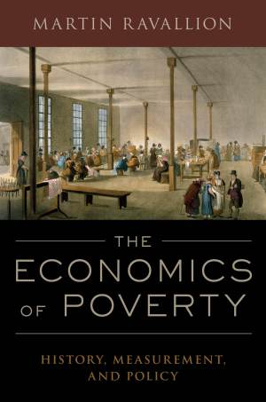 Cover Economics of Poverty