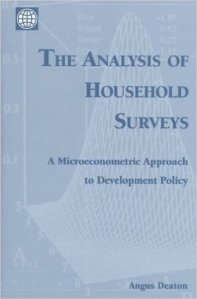 Household Surveys Deaton