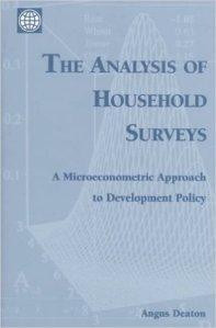 Household Surveys Deaton